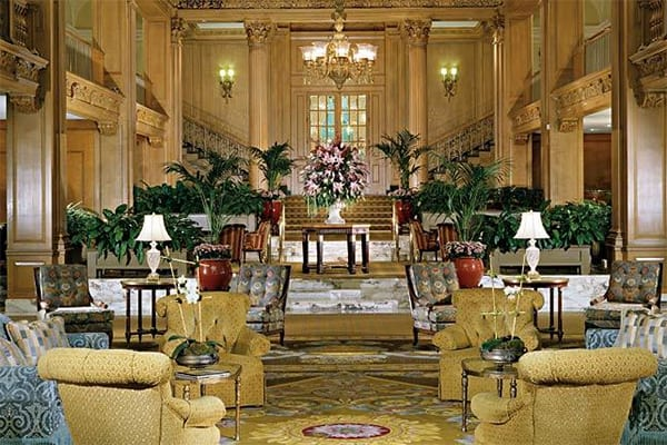 Fairmont Olympic Hotel, Seattle, Washington