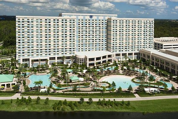 Hilton Bonnet Creek in Orlando, FL